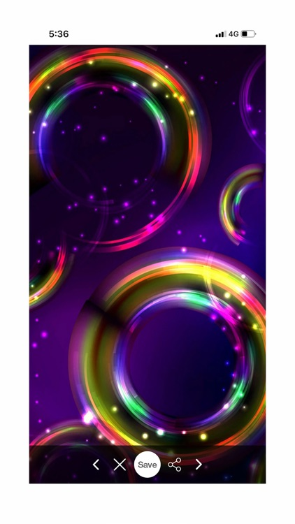 Neon Abstract HD Backgrounds