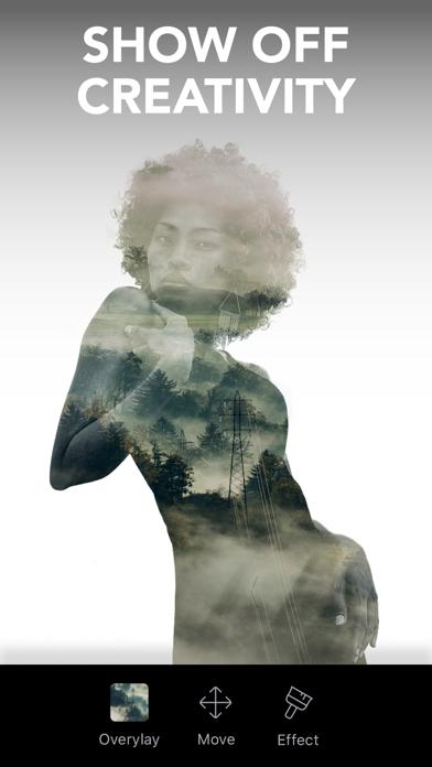 Enlight Photofox: Digital Art Screenshot