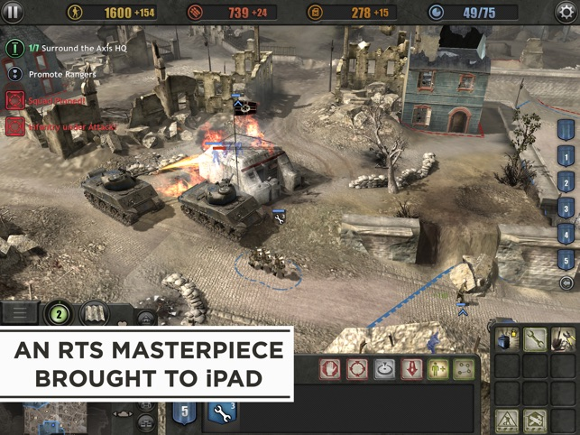 Company Of Heroes On The App Store