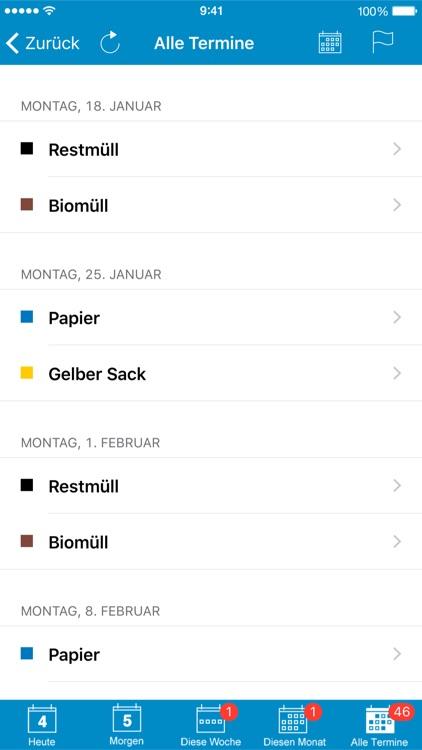Müllwecker Neuwied screenshot-3