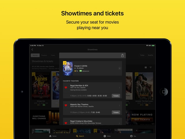 IMDb Movies & TV Shows on the App Store