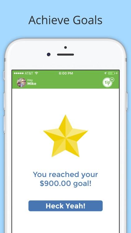 Tip Yourself - Save Money App screenshot-3
