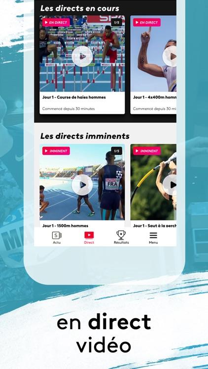 France tv sport:actu sportive