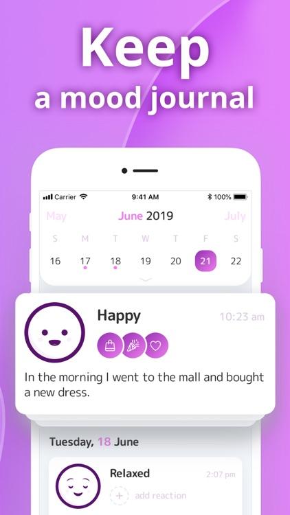 Mood Balance - Daily Tracker screenshot-4