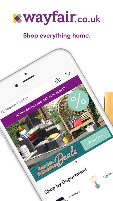 Wayfair – Shop All Things Home screenshot one