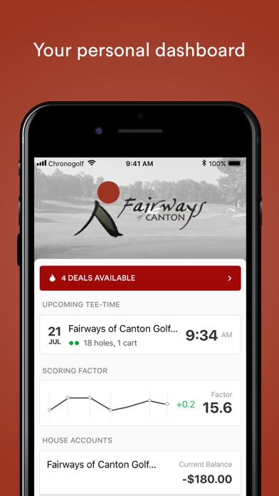 点击获取Fairways of Canton Golf Club