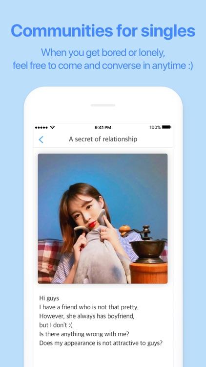 정오의데이트-Korean dating app screenshot-4