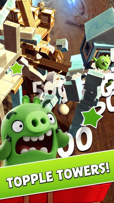 Angry Birds AR: Isle of Pigs screenshot 4