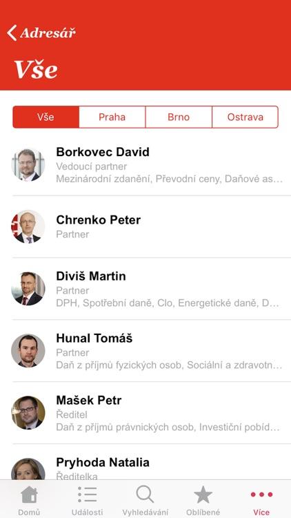 PwC Czech Republic screenshot-3