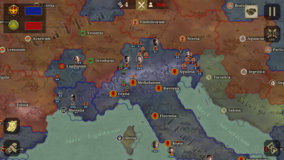 Great Conqueror: Rome screenshot 4