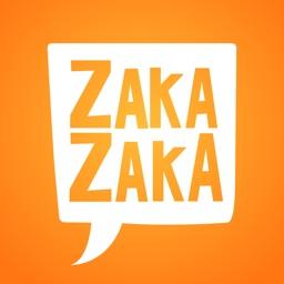 ZakaZaka:Заказать пиццу,бургер