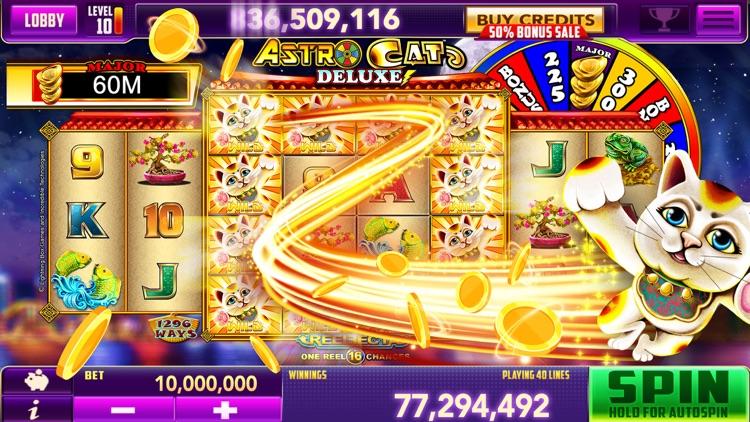 Big Bonus: Slot Machine Games screenshot-3