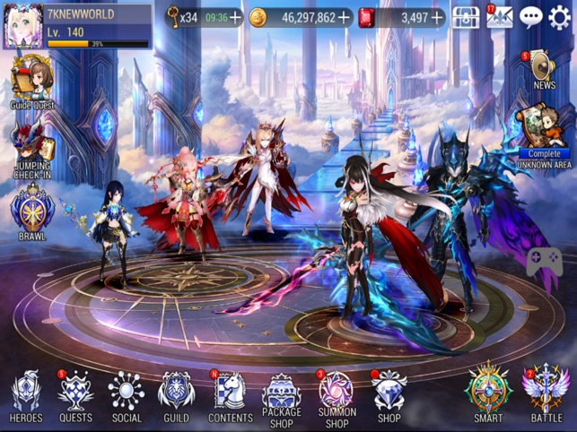 Seven Knights on the App Store