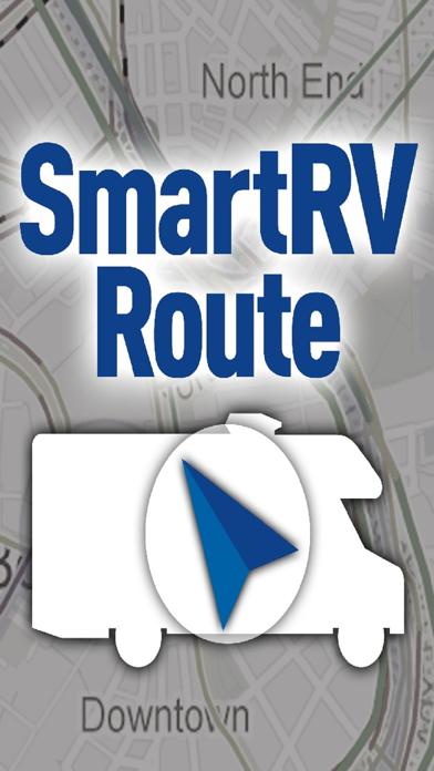 SmartRVRoute Screenshot