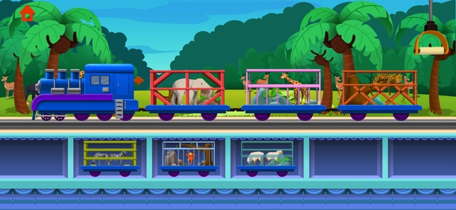 Train Builder - Games for kids on the App Store