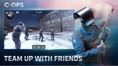 Screenshot from Critical Ops: Online PvP FPS