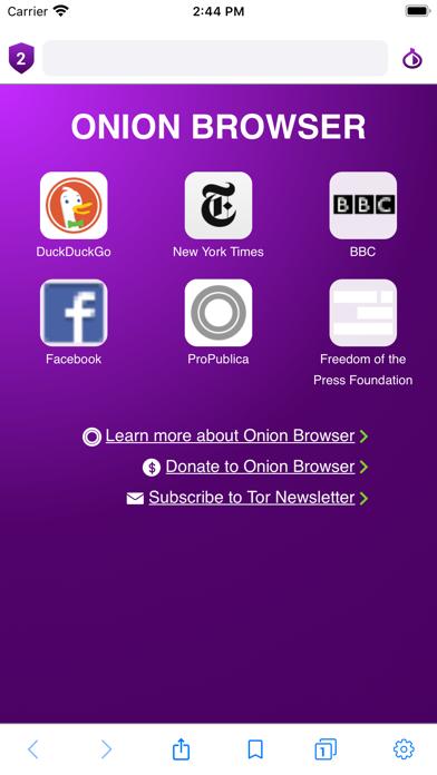 Onion Browserのおすすめ画像2