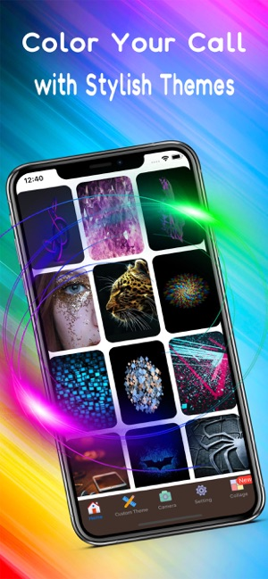 Color Call Screen Themes on the App Store
