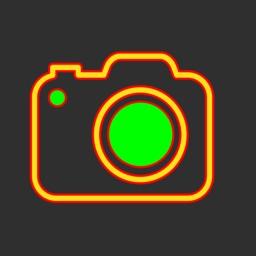 Neon - Photo Effect