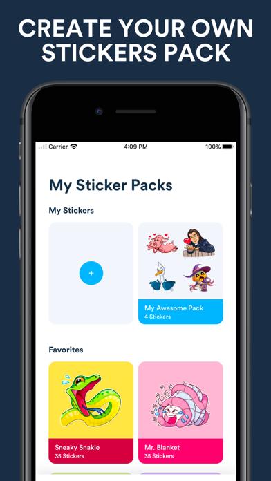 StickerHub - Sticker Maker screenshot 1