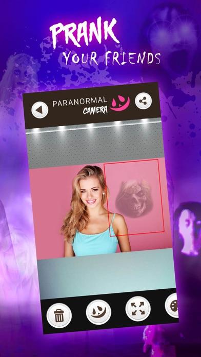 Scary Ghost Prank Screenshot on iOS