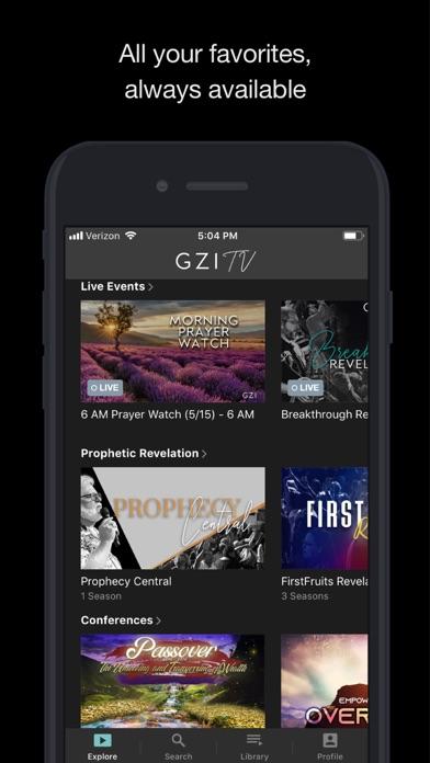 GZI TV screenshot 3