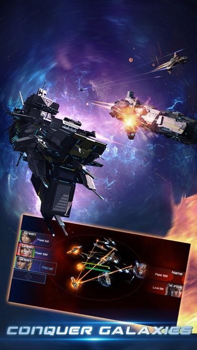 Nova Empire: Space Commander screenshot 2