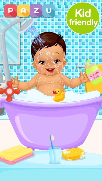 Chic Baby-Dress up & Baby Care screenshot-0