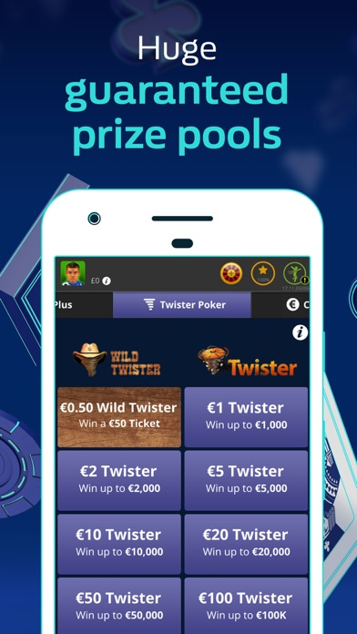 William Hill Poker screenshot two