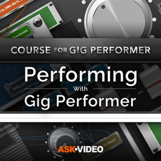 Exploring Gig Performer Course