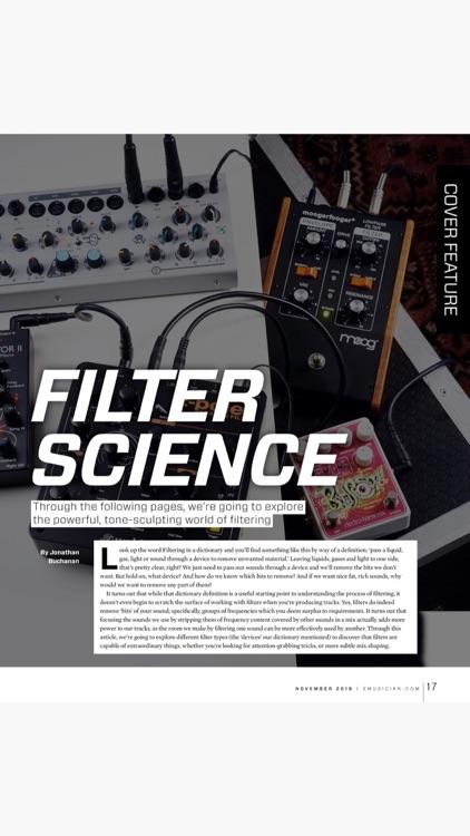 Electronic Musician+