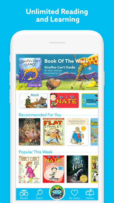 Download Epic! - Kids' Books and Videos for Android