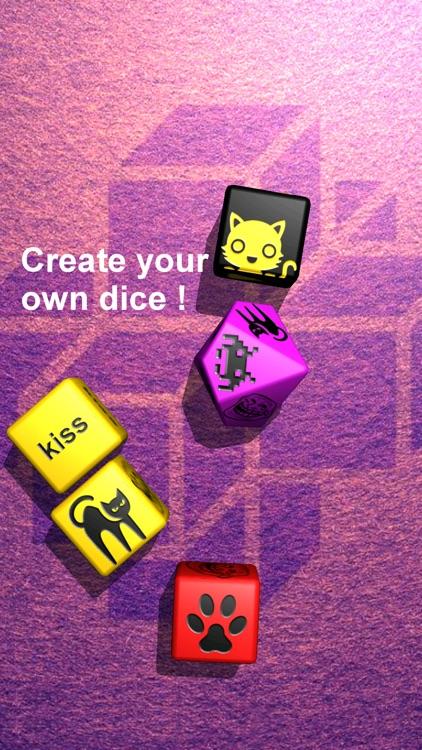 Dice 3D 7pixels screenshot-5