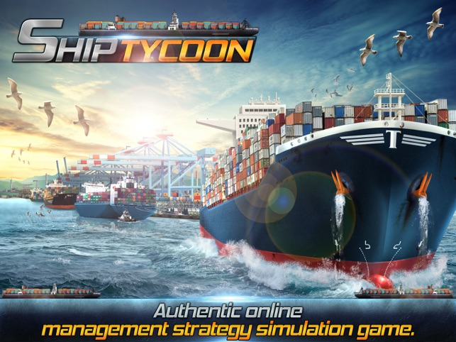 Ship Tycoon Screenshot