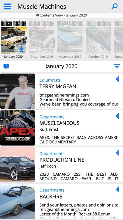 Hemmings Muscle Machines screenshot-5