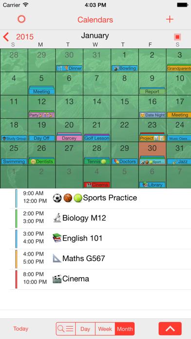 StudentLife Calendar