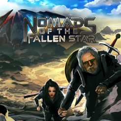 ‎Nomads of the Fallen Star