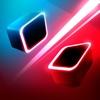 节奏光剑 - 休闲酷炫音乐游戏 - ミュージックゲームアプリ