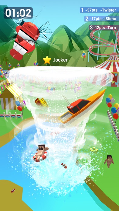 Twister io screenshot 4