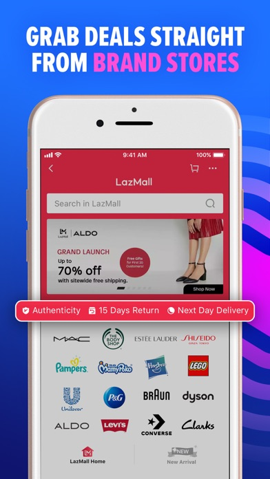 Tải về Lazada - Best Shopping Online cho Pc