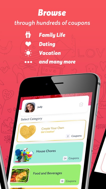 Couple Coupons: The Love App screenshot-3