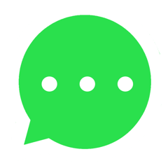 Messaging for WhatsApp on iPad