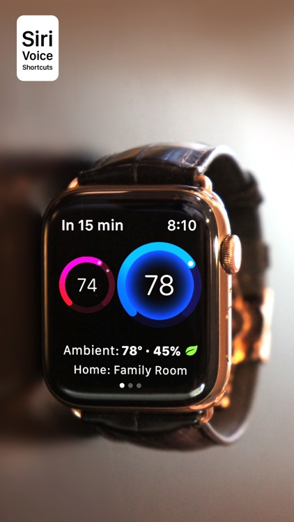 Thermo Watch for Nest & Ecobee screenshot-0