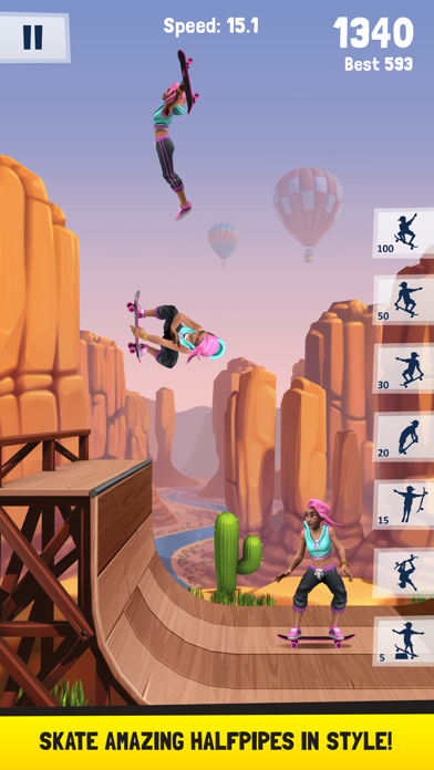 Download Flip Skater for Pc