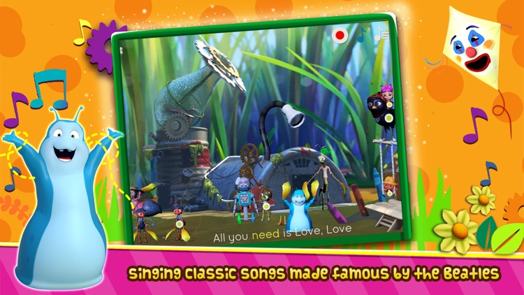 Beat Bugs: Sing-Along screenshot-4