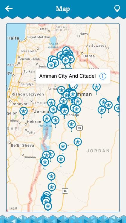 Jordan Essential Travel Guide screenshot-3