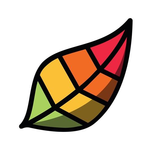 Pigment - Adult Coloring Book app logo
