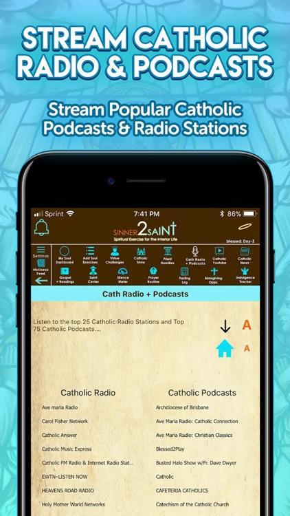 Sinner2Saint Best Catholic App screenshot-6