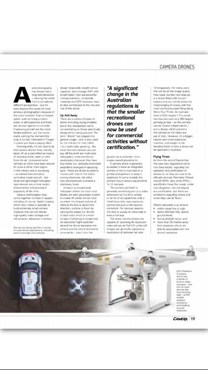 Camera Magazine screenshot-3