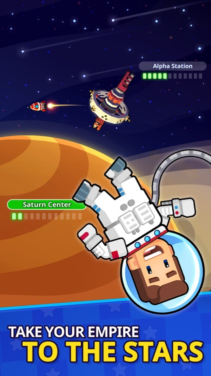 Rocket Star: Idle Tycoon Games screenshot-5